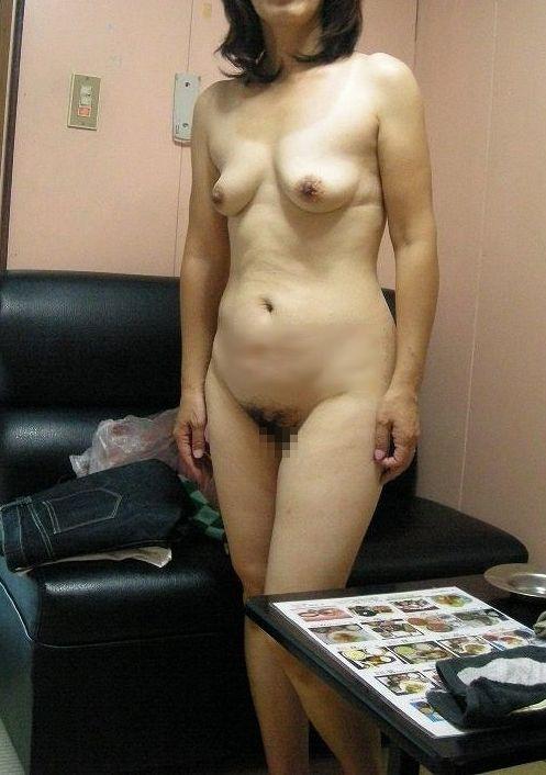 50代熟女の全裸画像まとめ10