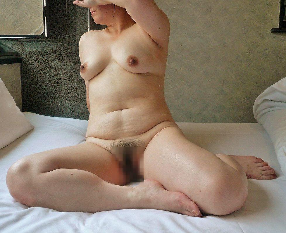 50代熟女の全裸画像まとめ24