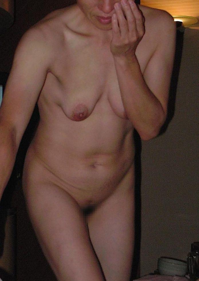 50代熟女の全裸画像まとめ14