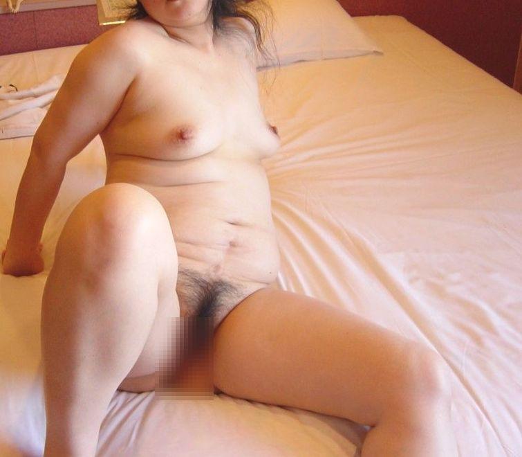 50代熟女の全裸画像まとめ1