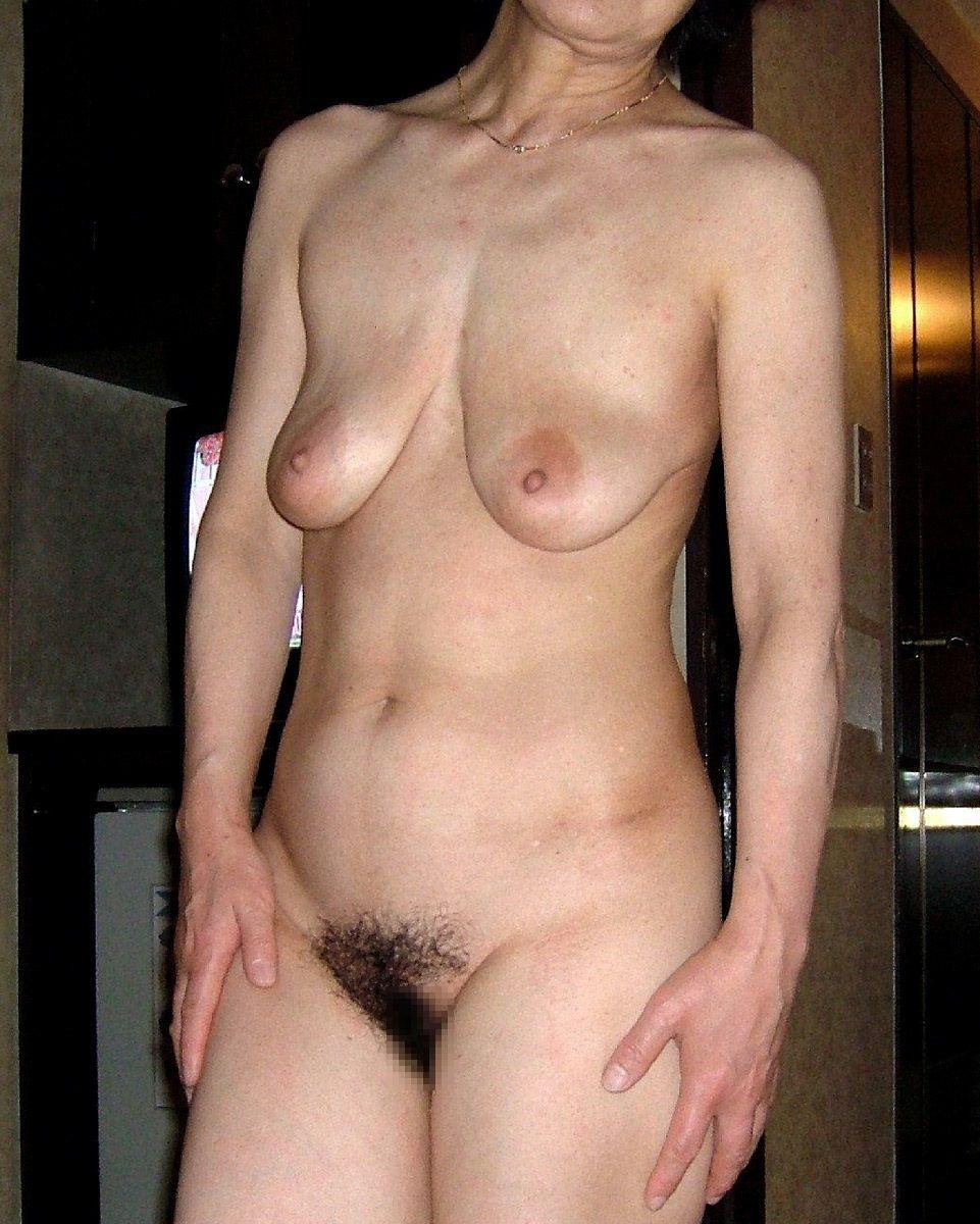 50代熟女の全裸画像まとめ4
