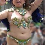 日本人熟女が躍るサンバがエロ過ぎるYouTube動画